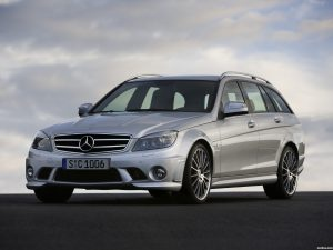 Mercedes Clase C Estate C63 AMG 2007