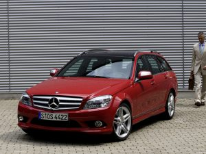 Mercedes Clase C Estate Avantgarde 2007