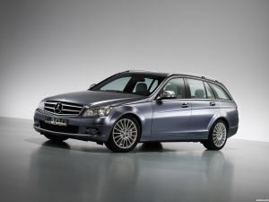 Mercedes Clase C Estate BlueTEC 2007