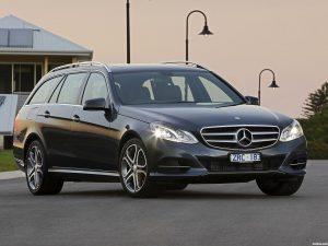 Mercedes Clase E E200 Estate S212 Australia  2013