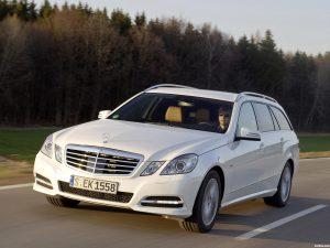 Mercedes Clase E Estate  E300 BlueTec Hybrid S212 2010