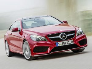Mercedes Clase E Coupe E500 AMG Sports Package C207 2013