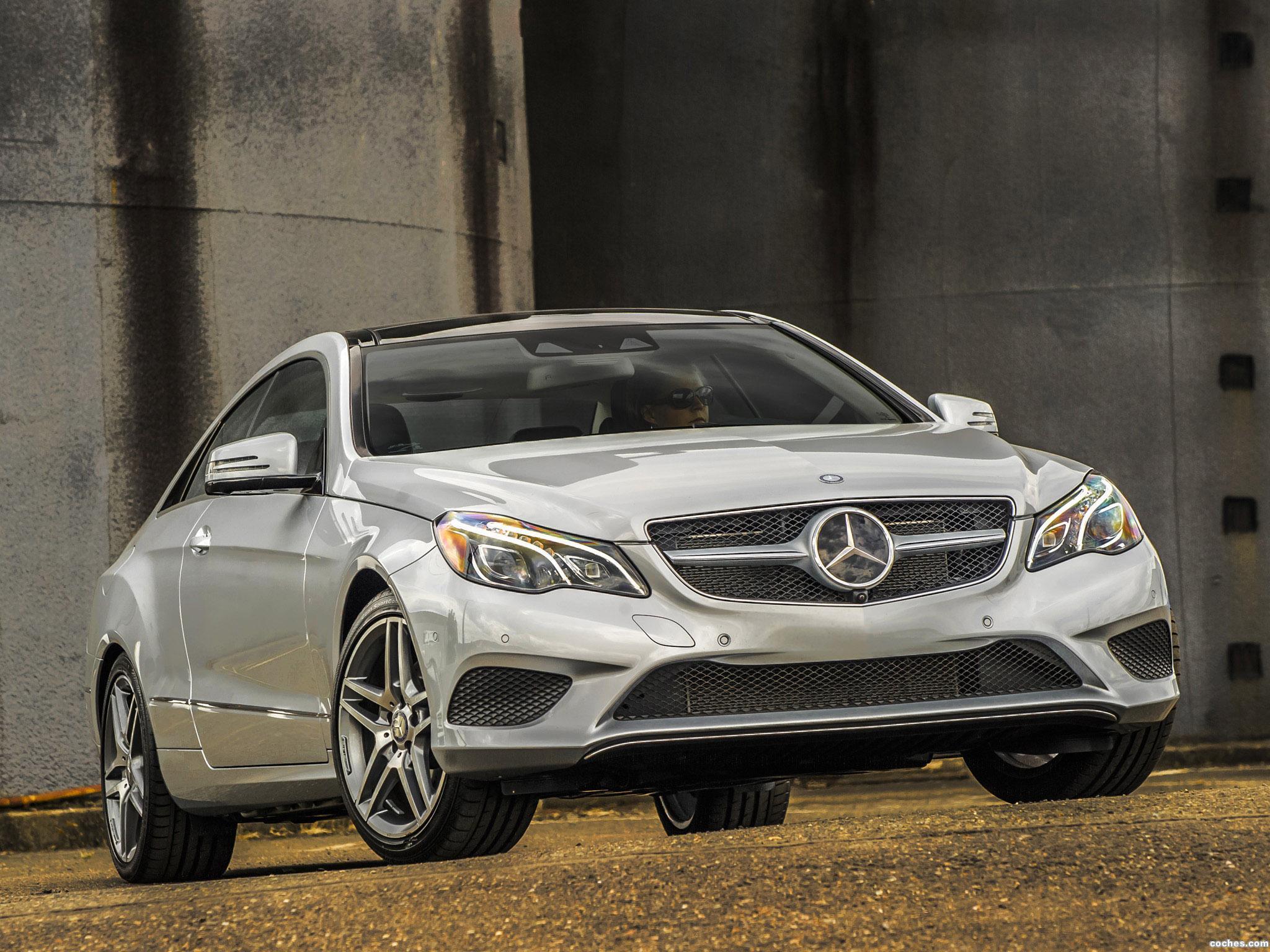 Fotos de mercedes clase e e350 coupe 4matic c207 usa 2013 for 2013 mercedes benz e350 coupe
