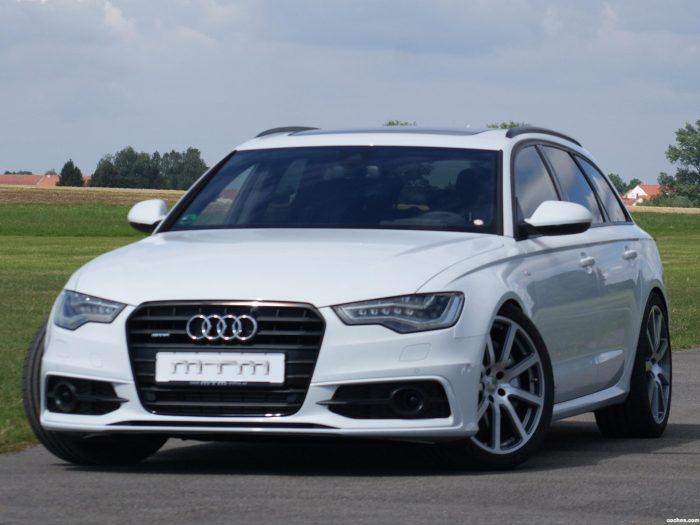 Fotos De Audi Mtm A6 Avant 3 0 Tdi S Line 2012