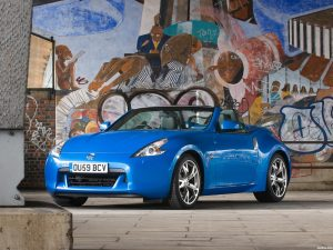 Nissan 370Z Roadster UK 2010