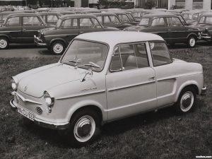 NSU Prinz 2 1958