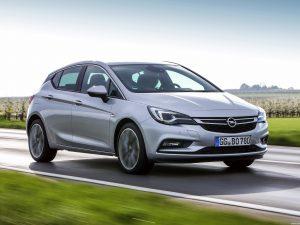 Opel Astra BiTurbo K 2016