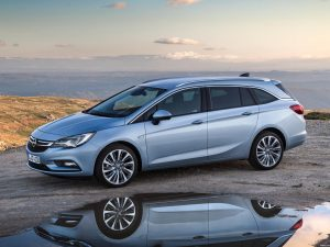 Opel Astra Sports Tourer Biturbo 2016