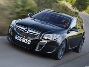 Opel Insignia Sports Tourer OPC 2009