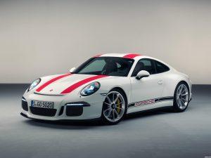 Porsche 911 R 991 2016