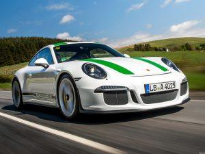 Porsche 911 R 991 UK 2016