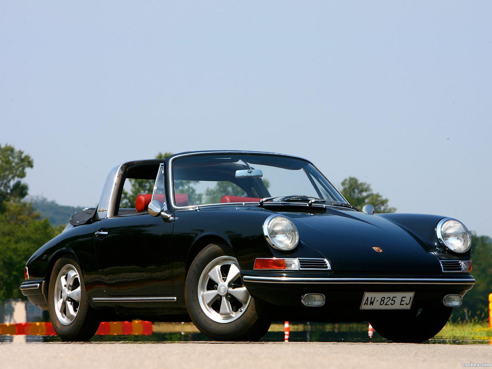 Fotos De Porsche 911 Targa S 901 1966