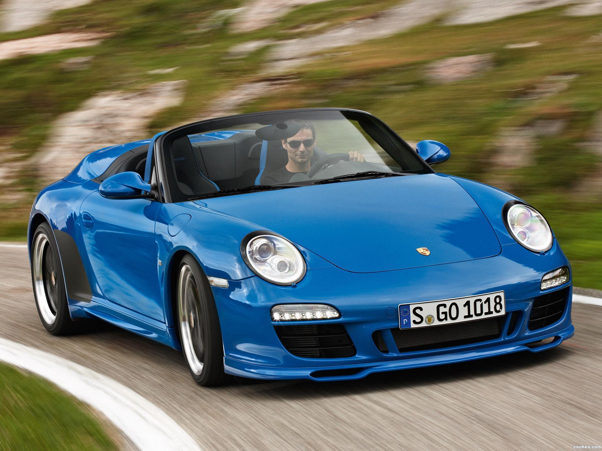 Fotos De Porsche 911 Speedster 2010 Foto 25