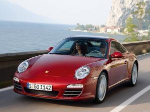 Porsche 911 Targa 4S 997 2008