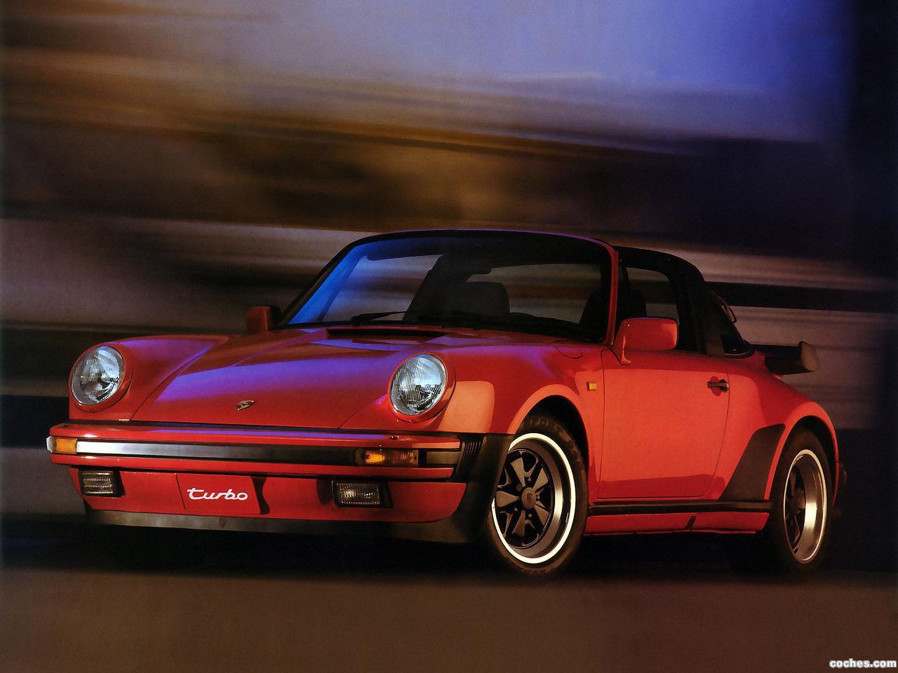 Fotos De Porsche 911 Turbo Targa 930 1987