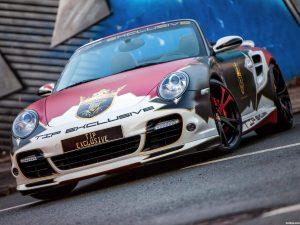 Porsche 911 Turbo Convertible TIP Exclusive 2016