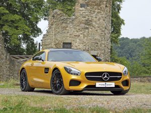 Posaidon Mercedes AMG GT S C190 2015