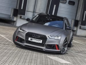 Prior-Design Audi RS6 Avant Widebody Aerodynamic Kit 2016