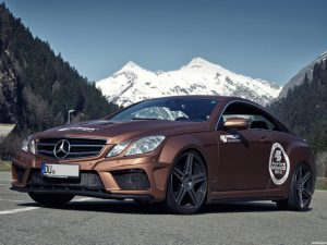 Mercedes Prior Design Clase E Coupe PD850 Black Edition Wid 2013