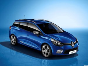 Renault Clio Estate GT  2013