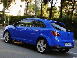 Seat Ibiza SC 2008