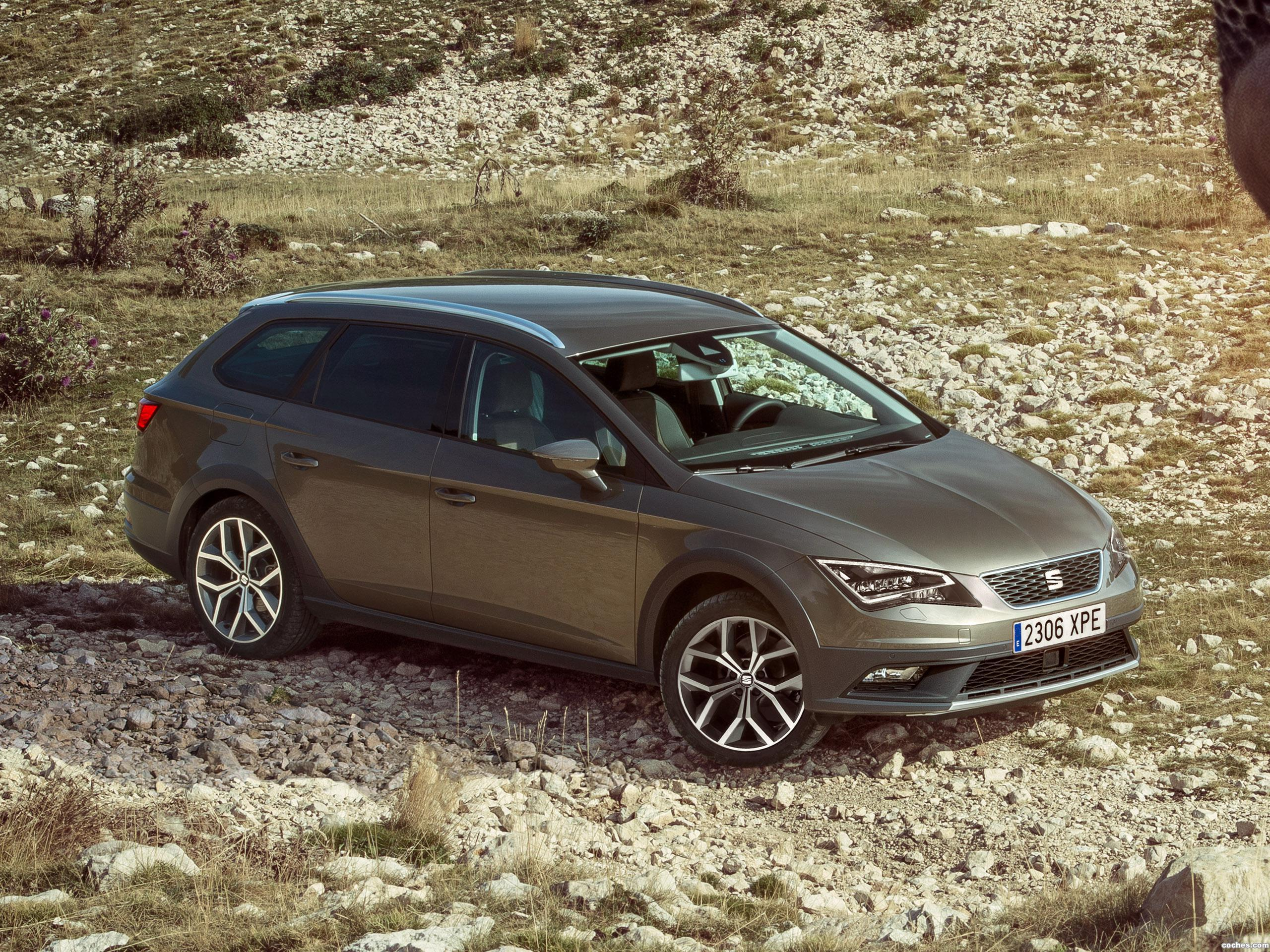 fotos de seat leon x perience 4drive 2014. Black Bedroom Furniture Sets. Home Design Ideas