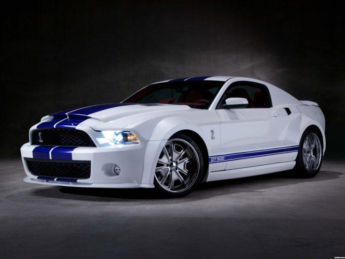 Fotos De Ford Shelby Mustang Gt500 Svt Wide Body Galpin