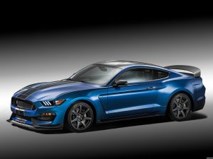 Shelby Ford Mustang GT350-R 2015