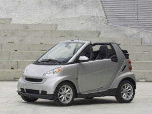 Smart ForTwo Cabrio Passion 2007