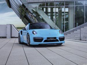 Techart Porsche 911 2016