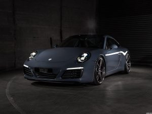 Techart Porsche 911 Carrera Coupe 991 2016