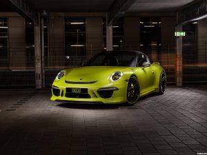 Porsche Techart 911 Targa 4S 991 2014