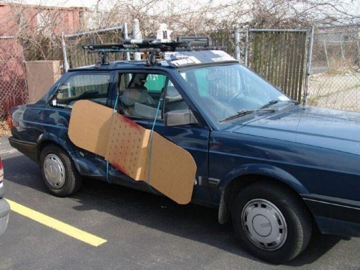 tirita-coche