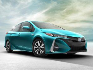 Toyota Prius Prime USA 2016