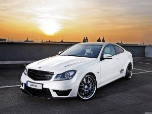 Mercedes Vath Clase C Coupe V63 Supercharged C204 2011