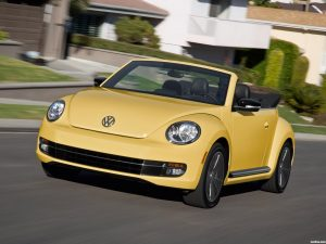 Volkswagen Beetle Cabriolet USA  2013