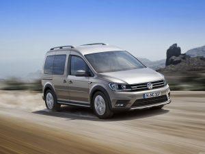 Volkswagen Caddy Alltrack 2015