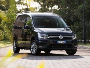 Volkswagen Caddy Maxi Comfortline Australia 2015