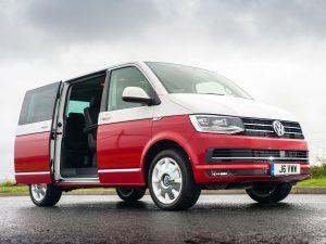 Volkswagen Caravelle Generation Six UK 2015