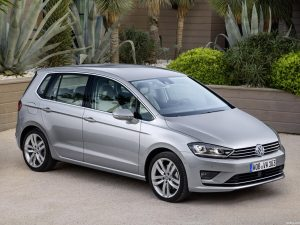 Volkswagen Golf Sportsvan TDI 2014