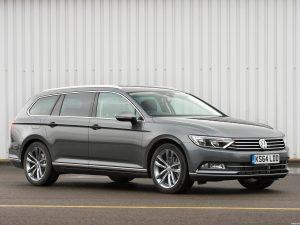 Volkswagen Passat Estate GT UK 2015
