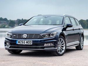 Volkswagen Passat Estate R Line UK 2015