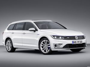 Volkswagen Passat Variant GTE 2015