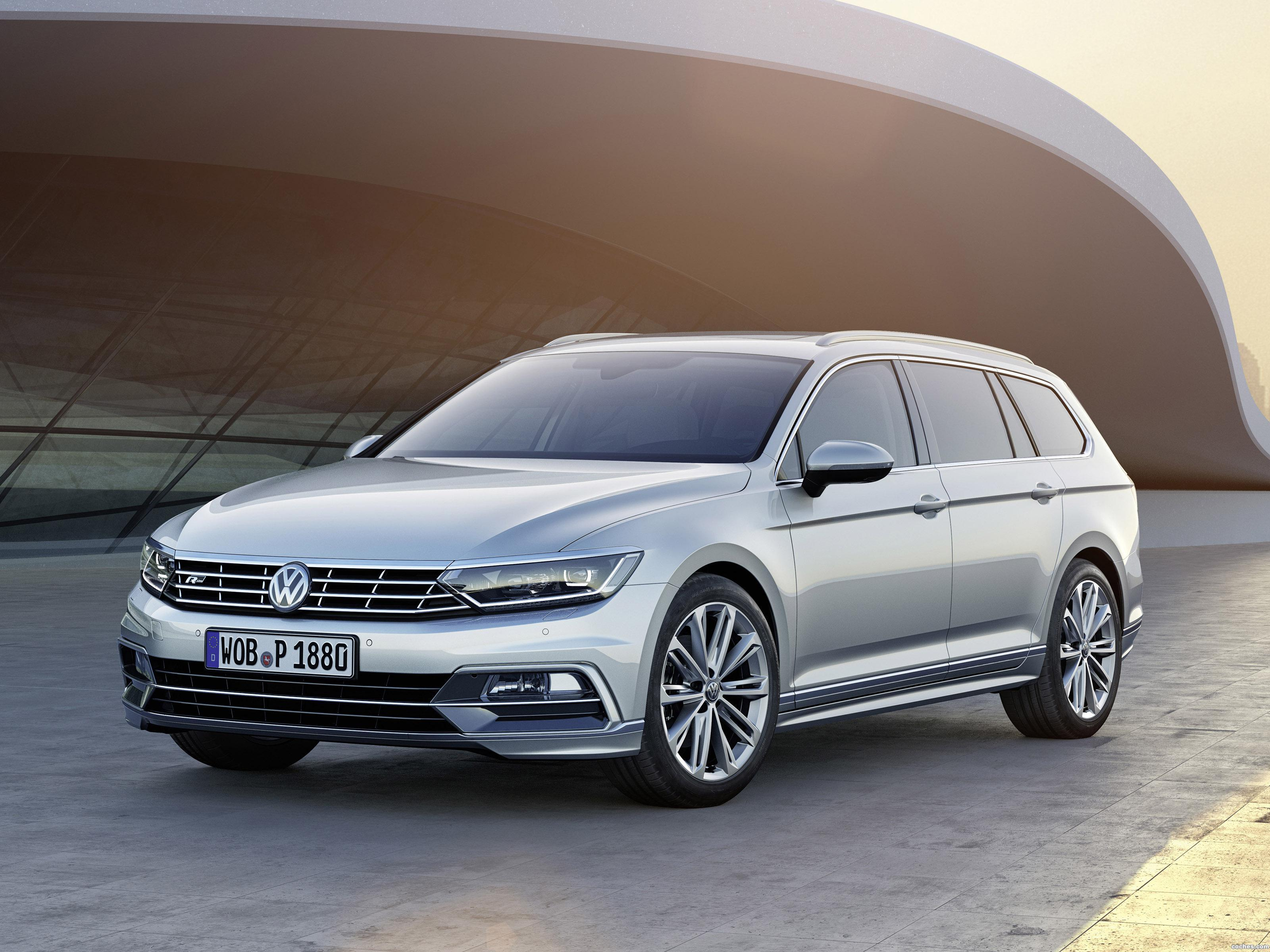 fotos de volkswagen passat variant r line 2015. Black Bedroom Furniture Sets. Home Design Ideas