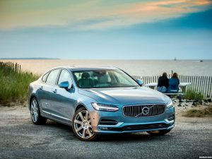 Volvo S90 T6 Inscription USA 2016