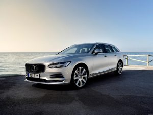 Volvo V90 D5 Inscription 2016