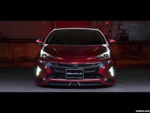 Wald Toyota Prius Sports Line 2016