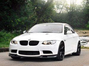 BMW WSTO Serie 3 M3 Coupe E92 2010