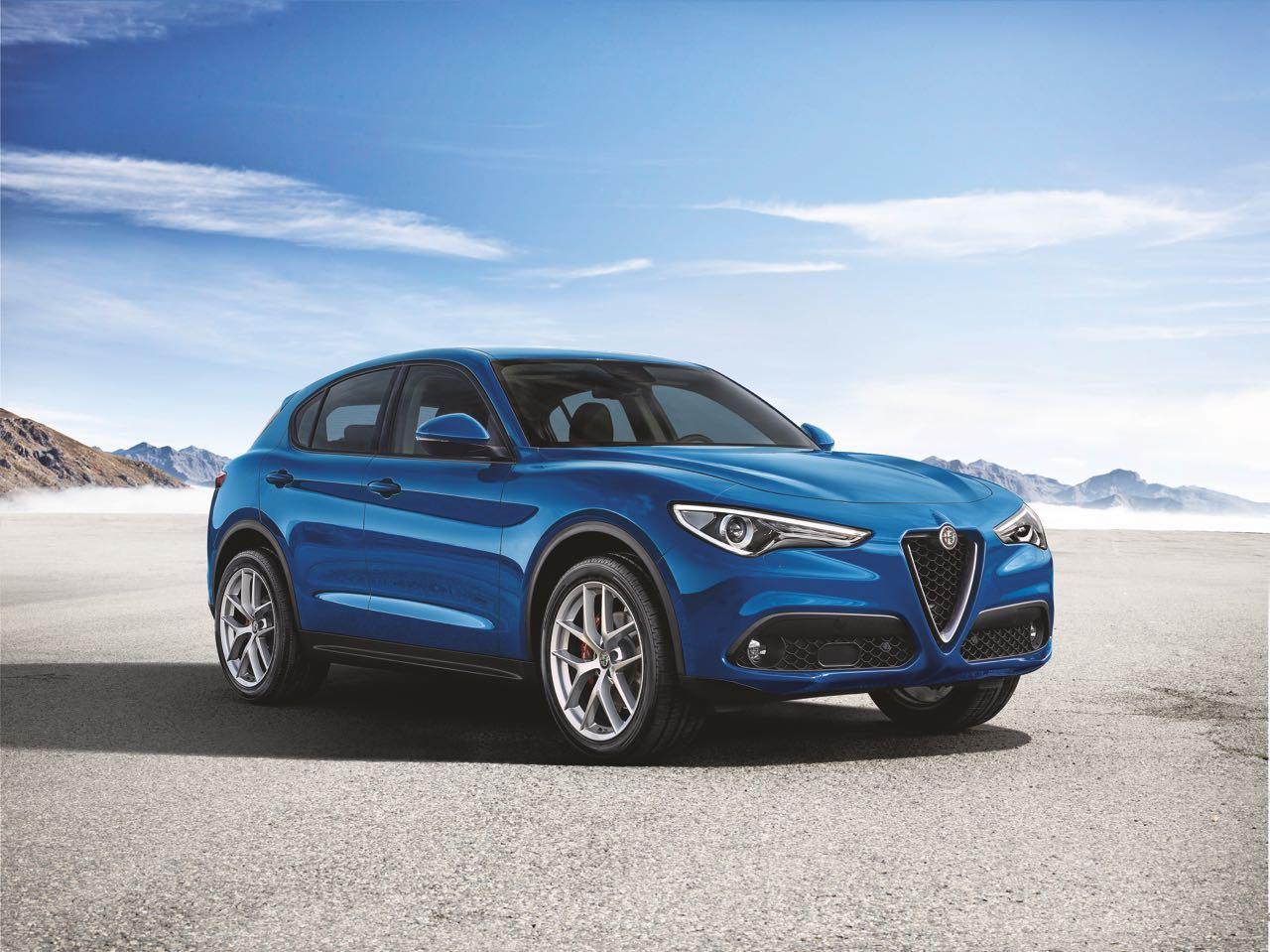 Alfa Romeo Stelvio 2017 – 81