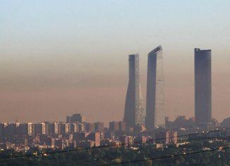 Batalla política en Madrid por la contaminación